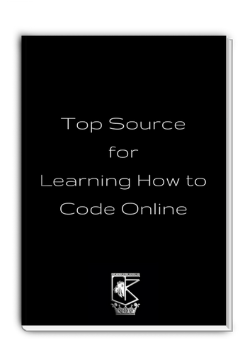 Top Source for Learning How to Code Online