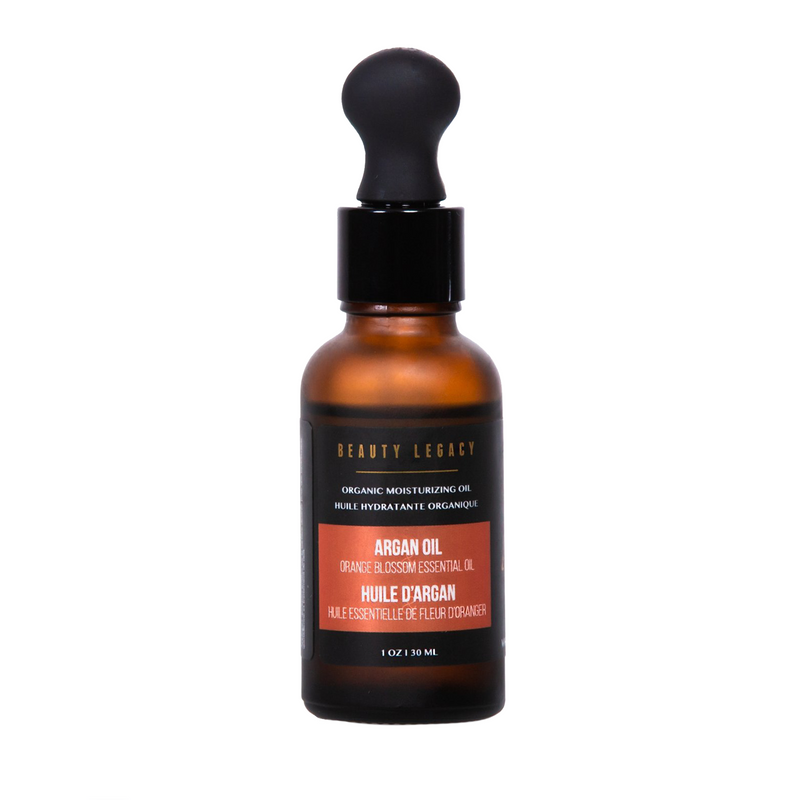 Argan Oil with Orange Blossom Essence