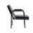 BarberPub Reclined Shampoo Chair Beauty Salon Equipment for Hair Stylist 8731BK