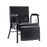 BarberPub Reclining shampoo chair lounge chair with footrest for hair stylist salon spa equipment 6154-8145