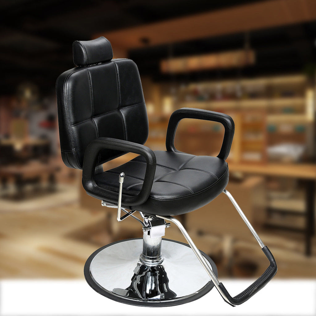 Enjoyable Barberpub All Purpose Hydraulic Barber Chair Salon Beauty Spa Chair Shampoo Recliner 2059 Black Short Links Chair Design For Home Short Linksinfo
