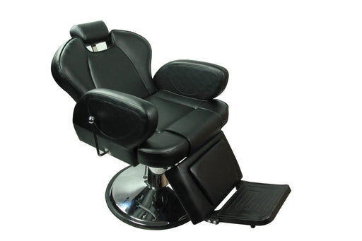 BarberPub All Purpose Hydraulic Recline Barber Chair Salon Beauty Spa Shampoo 2693 Black