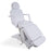 BarberPub Professional Massage Chair Tattoo Bed, Adjustable Multi-purpose Spa Table with 3 Electric Motors for Massage, Spa, Tattoo, Facial Care, Waxing 6154-9616W