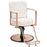BarberPub Vintage Salon Chair Hydraulic Beauty Spa Styling Equipment 3076