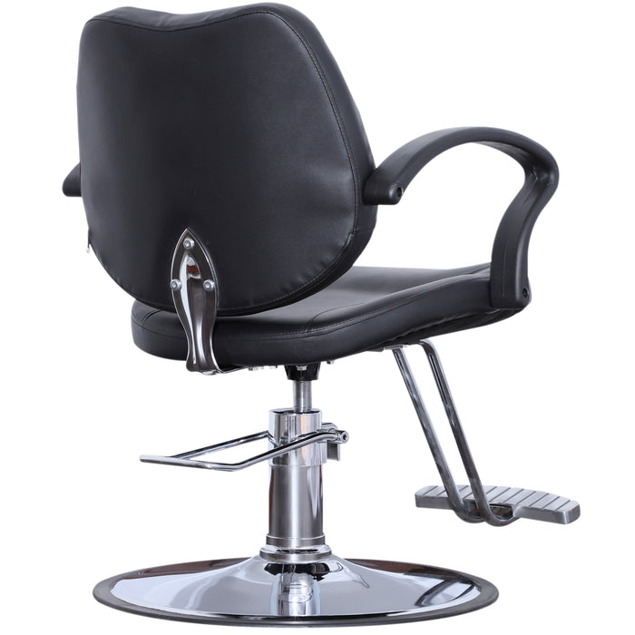 BarberPub Classic Hydraulic Barber Chair Salon Beauty Spa Hair Styling Equipment 2057