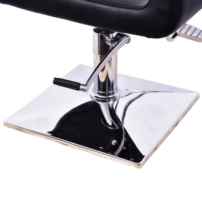 BarberPub Classic Hydraulic Barber Chair Salon Chair Hair Spa Beauty Styling Salon Equipment 1017