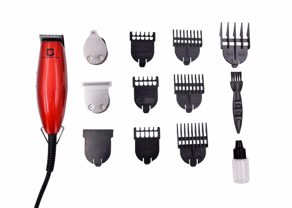 Home/Professional Multifunction All-in-one Barber Hair Beard Clippers Haircut 6154-HT03