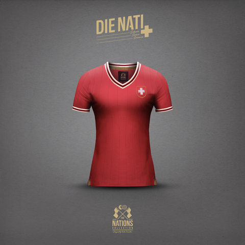 Switzerland - Die Nati for Women