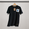 Rampant Lion Patch T-shirt (4619358371903)