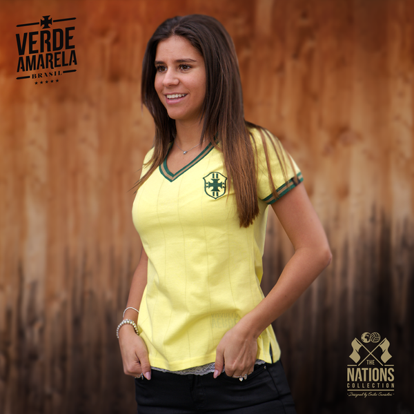 Brazil - Verde Amarela for Women