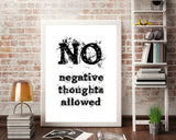 Wall Art Positivity Digital Print Positivity Poster Art Positivity Wall Art Print Positivity Gym Art Positivity Gym Print Positivity Wall - Digital Download
