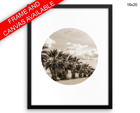 Photography Tropical Print, Beautiful Wall Art with Frame and Canvas options available  Decor