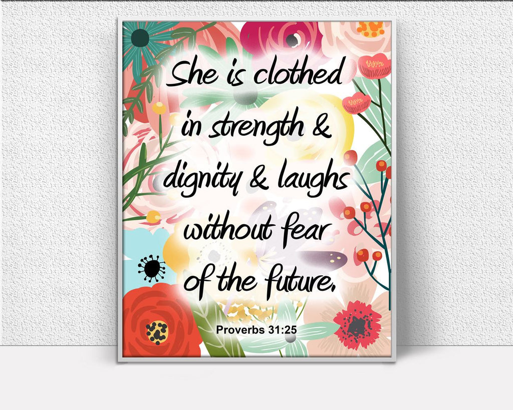 Verse Prints Wall Art Proverbs Digital Download Verse Faithful Art Proverbs Faithful Print Verse Instant Download Proverbs Frame And Canvas - Digital Download