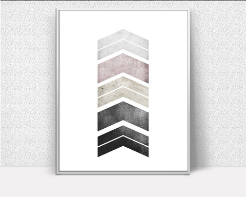 Wall Decor Minimalist Printable Modern Prints Minimalist Sign Modern  Printable Art Minimalist Arrows Art Print Vintage Wall Art 8x10 16x20 - Digital Download