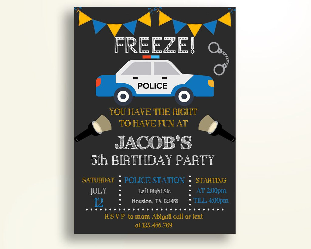 Police birthday invitation police birthday party invitation police police birthday invitation police birthday party invitation police birthday party police invitation boy cop invitation boy filmwisefo