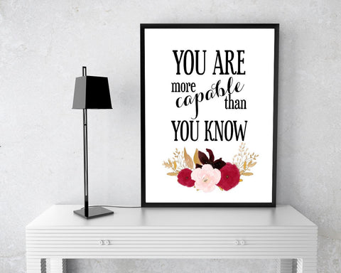 Wall Art Inspiration Digital Print Inspiration Poster Art Inspiration Wall Art Print Inspiration Work Art Inspiration Work Print Inspiration - Digital Download