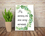 Wall Art Lamentations Digital Print Lamentations Poster Art Lamentations Wall Art Print Lamentations Quote Art Lamentations Quote Print - Digital Download