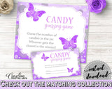 Candy Guessing Game Baby Shower Candy Guessing Game Butterfly Baby Shower Candy Guessing Game Baby Shower Butterfly Candy Guessing 7AANK - Digital Product