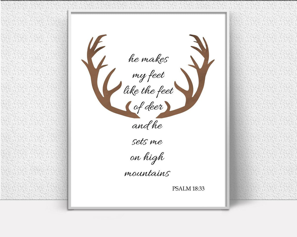 Lord Prints Wall Art Psalm Digital Download Lord Scripture Art Psalm Scripture Print Lord Instant Download Psalm Frame And Canvas Available - Digital Download