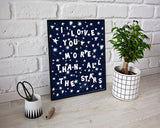 Stars Prints Wall Art Blue Digital Download Stars Nursery Art Blue Nursery Print Stars Instant Download Blue Frame And Canvas Available - Digital Download
