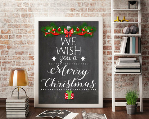 Wall Decor Christmas Printable Christmas Prints Christmas Sign Christmas Christmas Art Christmas Christmas Print Christmas Printable Art - Digital Download