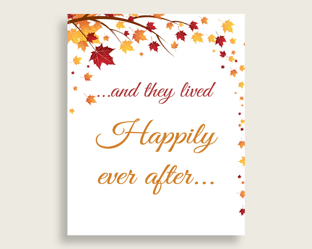 Happily Ever After Bridal Shower Happily Ever After Fall Bridal Shower Happily Ever After Bridal Shower Autumn Happily Ever After YCZ2S