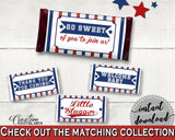 Candy Decorations Baby Shower Candy Decorations Baseball Baby Shower Candy Decorations Baby Shower Baseball Candy Decorations Blue Red YKN4H - Digital Product