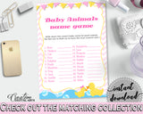 Baby Animal Names Baby Shower Baby Animal Names Rubber Duck Baby Shower Baby Animal Names Baby Shower Rubber Duck Baby Animal Names rd001