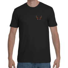 Load image into Gallery viewer, Firebird Leather Backpatch T