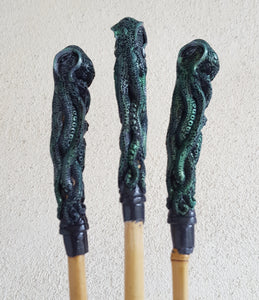 Call of Cthulu Bamboo Canes