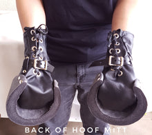 Load image into Gallery viewer, Pony Play Hoof Mitts