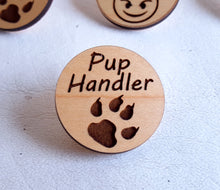 Load image into Gallery viewer, Pup and Pup Handler Pins!