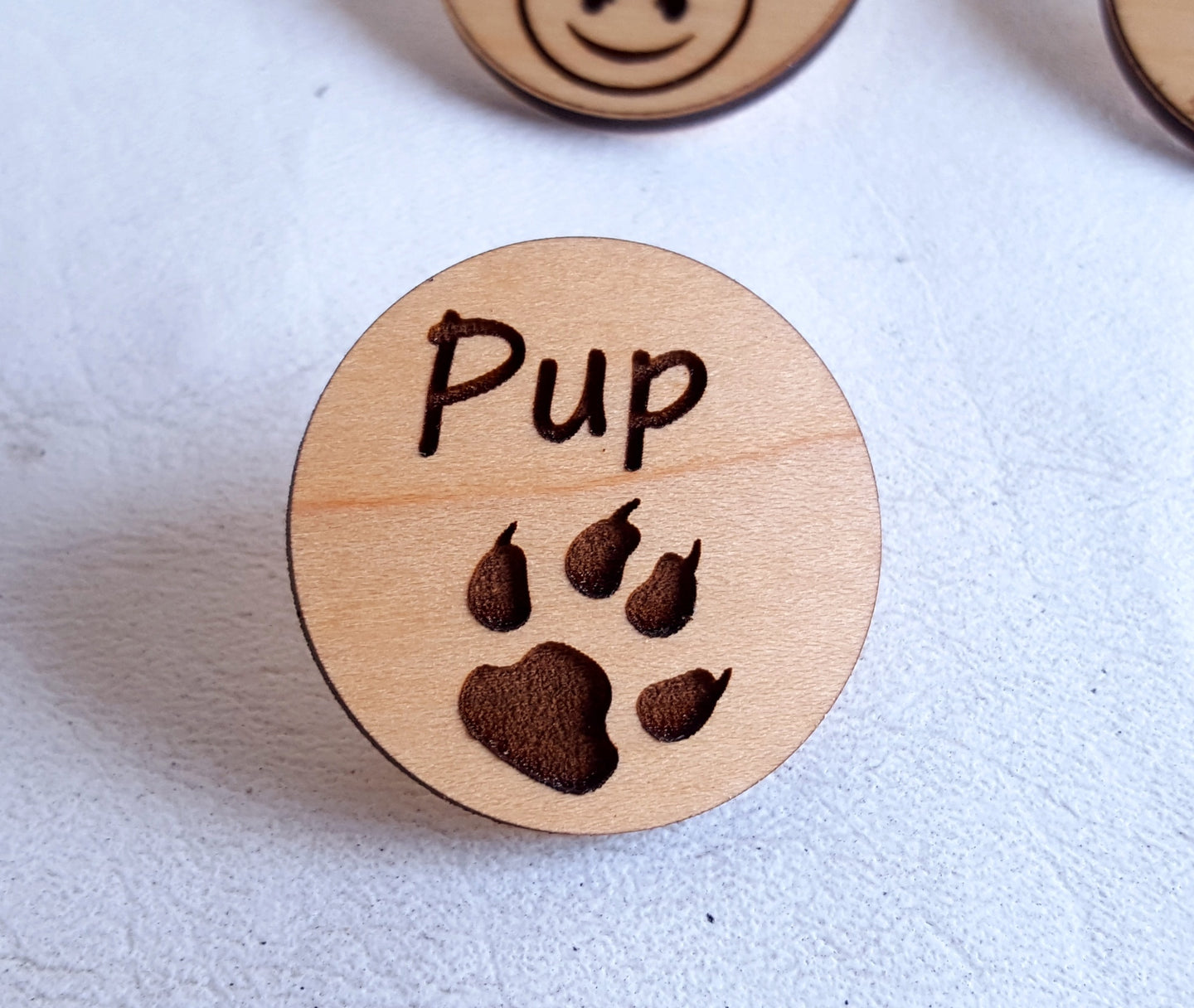 Pup and Pup Handler Pins!