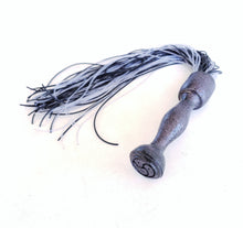 Load image into Gallery viewer, Rubber Tail Flogger