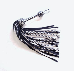 Black and White Jekyl and Hyde Flogger