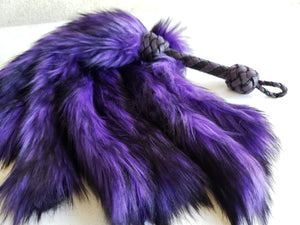 Fur Flogger Fluffinator- Pick your Color