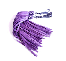Load image into Gallery viewer, Purple Finger Floggers - PAIR