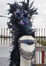 Load image into Gallery viewer, The Sparkle Skull Headdress
