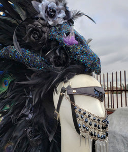 The Sparkle Skull Headdress