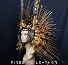 Load image into Gallery viewer, Echo Headdress- Icarus Collection