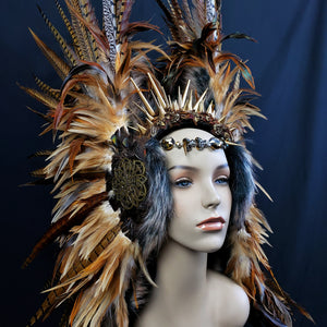 Echo Headdress- Icarus Collection