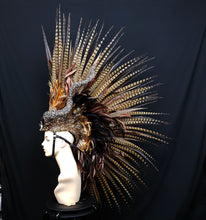 Load image into Gallery viewer, Hunter Headdress- Icarus Collection