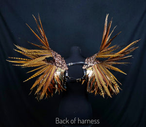 The Hunter Shoulderpiece - Icarus Collection