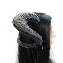 Load image into Gallery viewer, Queen of Hades Costume and Cosplay Horns
