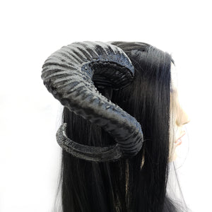 Queen of Hades Costume and Cosplay Horns