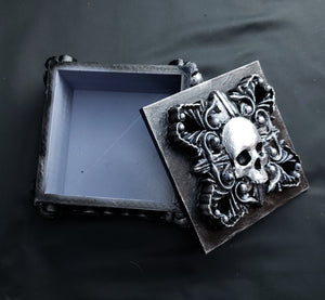 Claw Rings and Necromancer Box - Special Edition