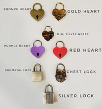 Load image into Gallery viewer, Locks and locking buckles for Collar and Cuffs