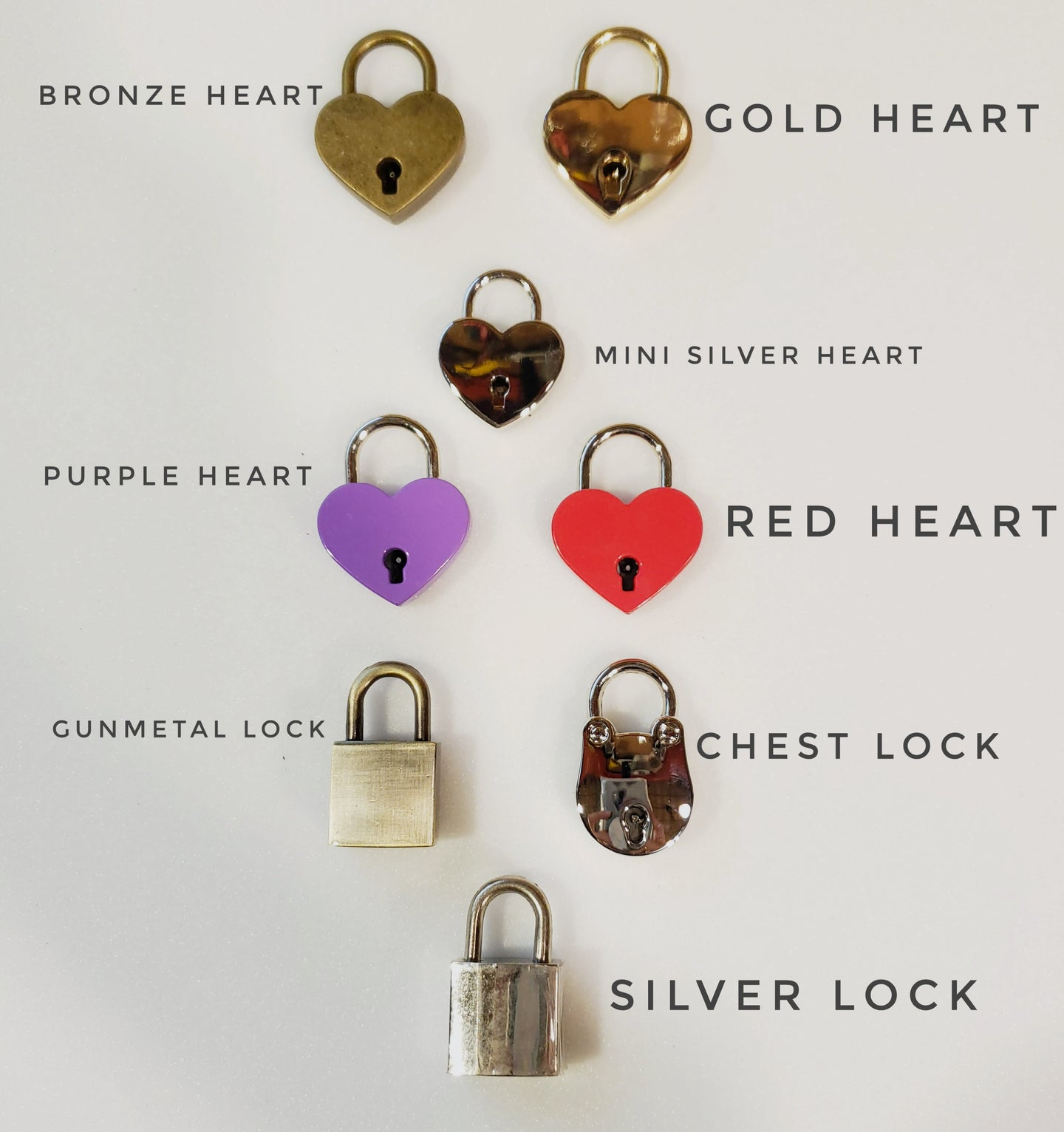 Locks and locking buckles for Collar and Cuffs