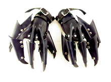 Load image into Gallery viewer, Leather Claws for Costume