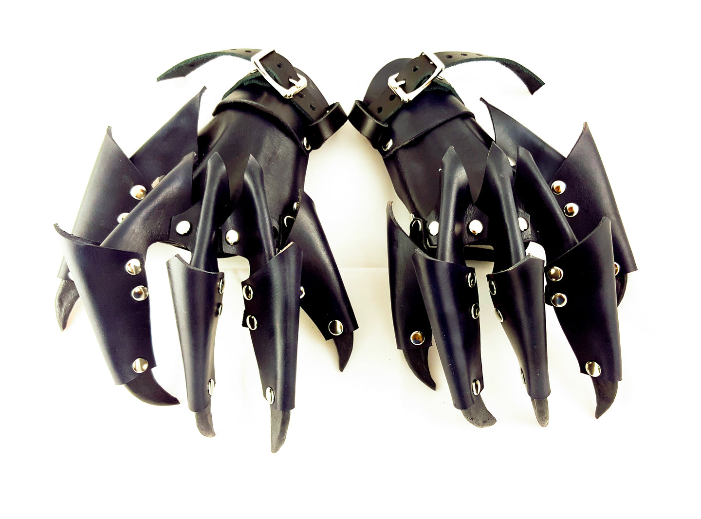 Leather Claws for Costume
